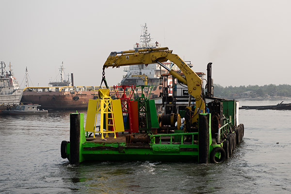 ctow marine operations single point mooring marine support